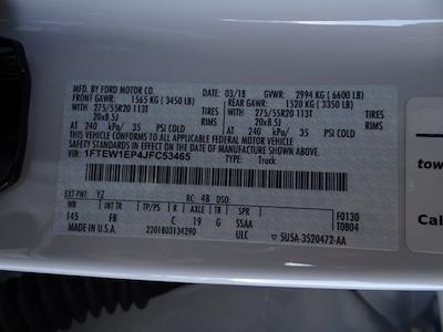 2018 Ford F-150 SuperCrew Cab 4x4, Pickup #3965U - photo 30