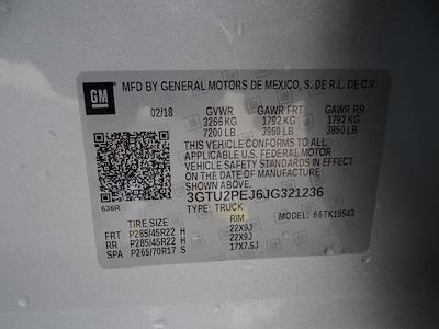 2018 GMC Sierra 1500 Crew Cab 4x4, Pickup #4001U - photo 32