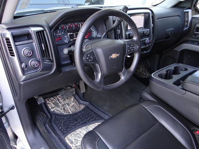 2016 Chevrolet Silverado 1500 Crew Cab 4x4, Pickup #4018U - photo 26