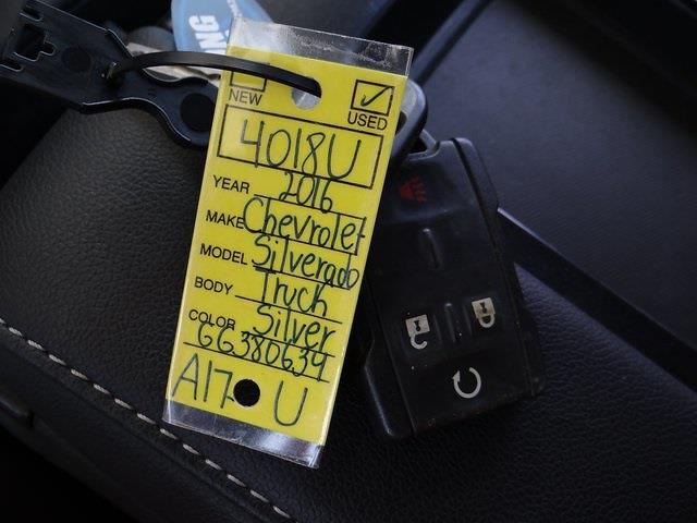 2016 Chevrolet Silverado 1500 Crew Cab 4x4, Pickup #4018U - photo 32