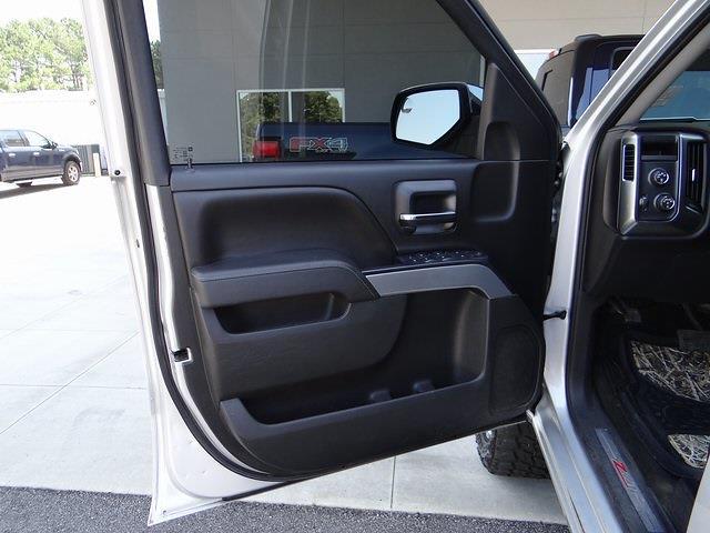 2016 Chevrolet Silverado 1500 Crew Cab 4x4, Pickup #4018U - photo 33