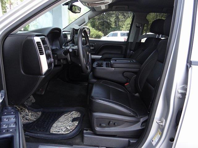 2016 Chevrolet Silverado 1500 Crew Cab 4x4, Pickup #4018U - photo 10
