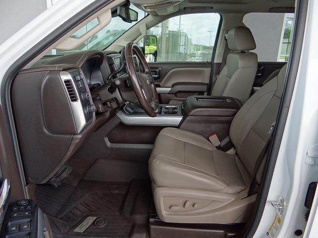 2017 Silverado 2500 Crew Cab 4x4,  Pickup #T66991 - photo 12