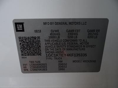 2019 Chevrolet Silverado 2500 Crew Cab 4x4, Pickup #4046U - photo 31
