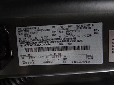 2020 Ford F-150 SuperCrew Cab 4x4, Pickup #4053U - photo 31