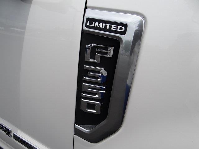 2019 Ford F-350 Crew Cab 4x4, Pickup #4065U - photo 20