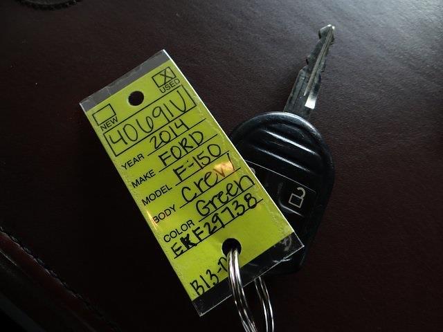 2014 F-150 SuperCrew Cab 4x4,  Pickup #40691U - photo 32