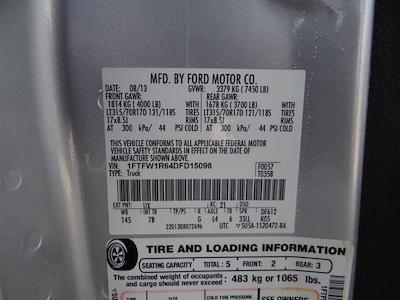 2013 F-150 SuperCrew Cab 4x4,  Pickup #40841U - photo 30