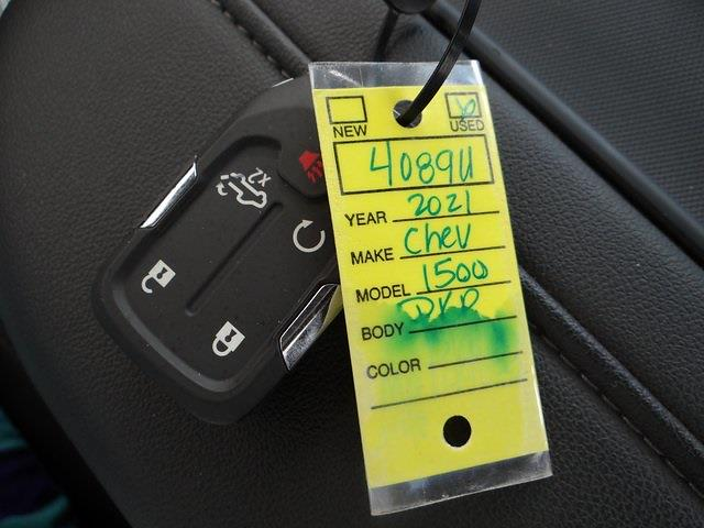 2021 Chevrolet Silverado 1500 Crew Cab 4x4, Pickup #4089U - photo 31