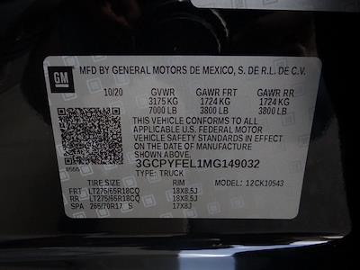 2021 Chevrolet Silverado 1500 Crew Cab 4x4, Pickup #4089U - photo 30