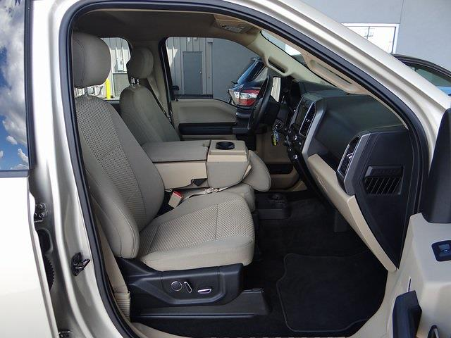 2018 F-150 SuperCrew Cab 4x4,  Pickup #4110U - photo 55