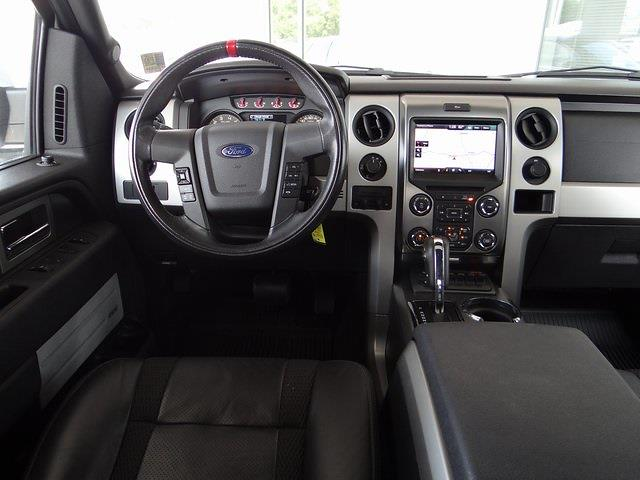 2013 F-150 SuperCrew Cab 4x4,  Pickup #4123U - photo 14