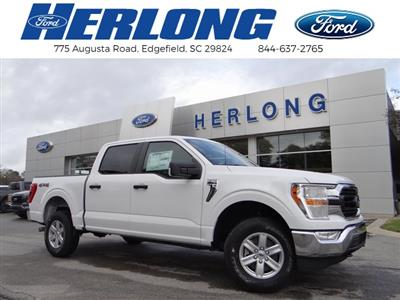 2021 Ford F-150 SuperCrew Cab 4x4, Pickup #T1520 - photo 1
