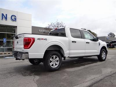 2021 Ford F-150 SuperCrew Cab 4x4, Pickup #T1520 - photo 2