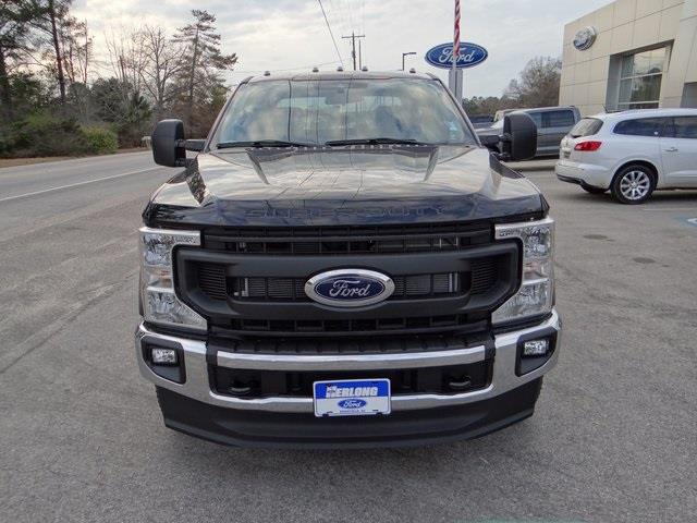 2021 Ford F-350 Crew Cab DRW 4x4, Cab Chassis #T1524 - photo 3