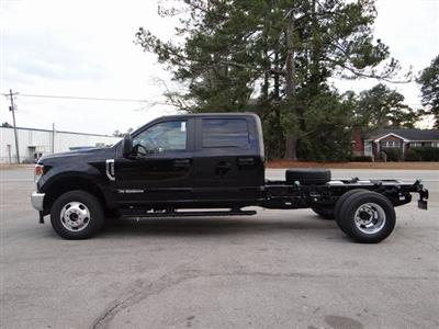 2021 Ford F-350 Crew Cab DRW 4x4, Cab Chassis #T1524 - photo 7