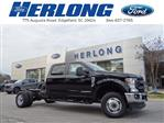 2021 Ford F-350 Crew Cab DRW 4x4, Cab Chassis #T1524 - photo 1