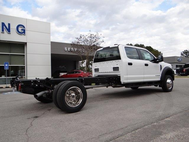 2021 Ford F-450 Crew Cab DRW 4x2, Cab Chassis #T1526 - photo 2