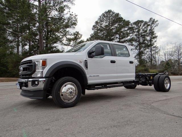 2021 Ford F-450 Crew Cab DRW 4x2, Cab Chassis #T1526 - photo 4