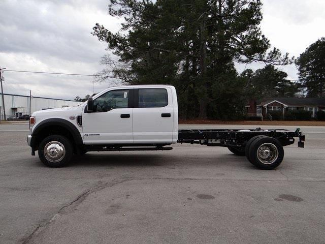 2021 Ford F-450 Crew Cab DRW 4x2, Cab Chassis #T1526 - photo 8