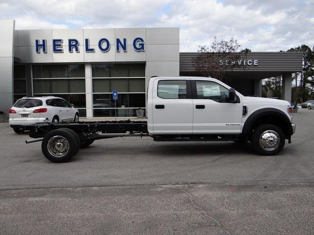 2021 Ford F-450 Crew Cab DRW 4x2, Cab Chassis #T1526 - photo 9