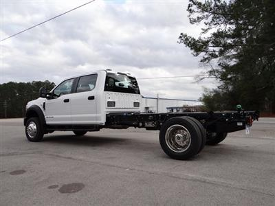 2021 Ford F-450 Crew Cab DRW 4x2, Cab Chassis #T1526 - photo 10