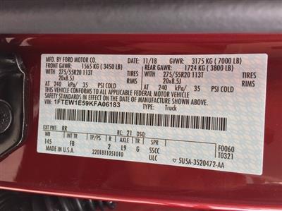 2019 F-150 SuperCrew Cab 4x4, Pickup #T5491 - photo 33