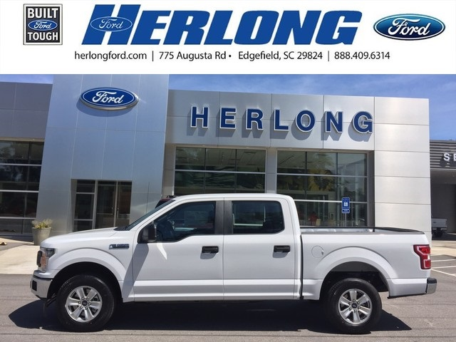2019 Ford F-150 SuperCrew Cab 4x2, Pickup #T5634 - photo 1