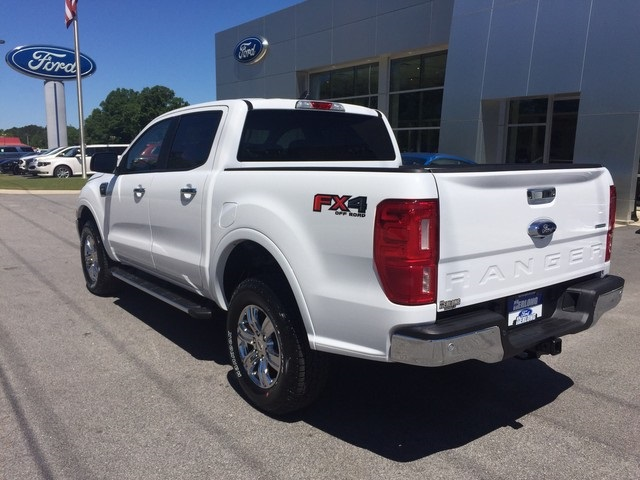 2019 Ford Ranger SuperCrew Cab 4x4, Pickup #3775U - photo 2
