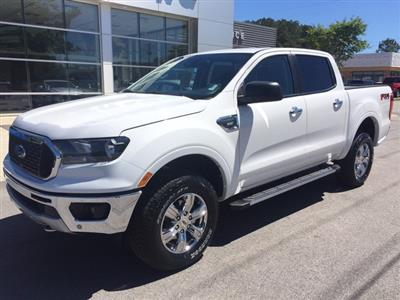 2019 Ford Ranger SuperCrew Cab 4x4, Pickup #3775U - photo 3