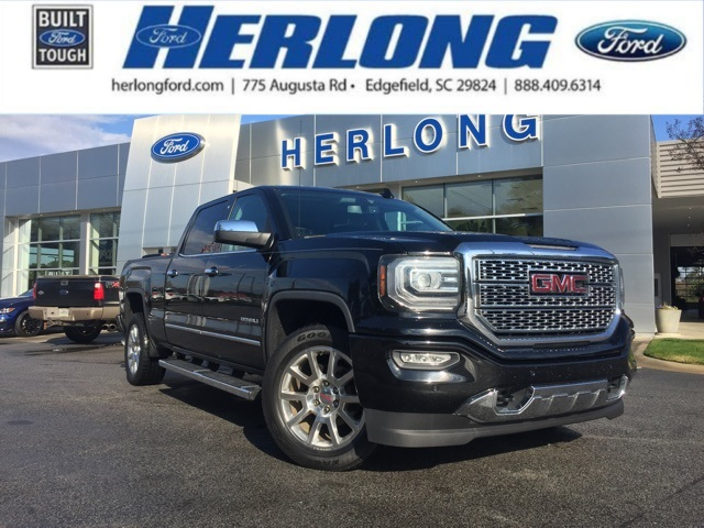 2016 Sierra 1500 Crew Cab 4x4, Pickup #T56861 - photo 1