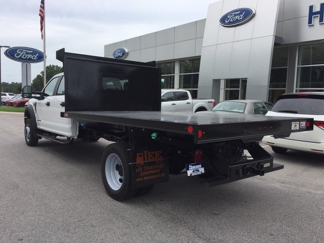 2019 F-550 Crew Cab DRW 4x4, Cook Truck Equipment & Tools Platform Body #T5709 - photo 1