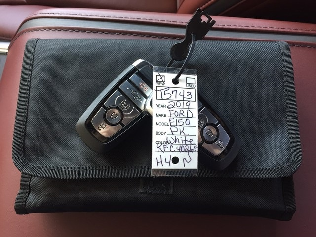 2019 F-150 SuperCrew Cab 4x4, Pickup #T5743 - photo 34