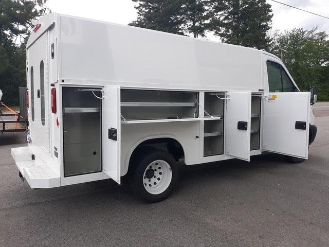 2019 Transit 350 HD DRW 4x2, Knapheide KUV Service Utility Van #T5787 - photo 12