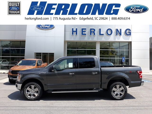 2019 F-150 SuperCrew Cab 4x4, Pickup #T5805 - photo 1