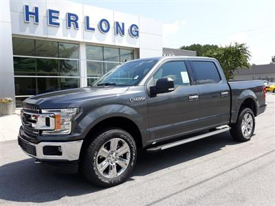 2019 F-150 SuperCrew Cab 4x4, Pickup #T5805 - photo 4