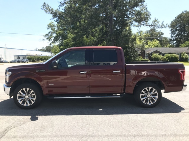 2017 F-150 SuperCrew Cab 4x2, Pickup #T58051 - photo 11