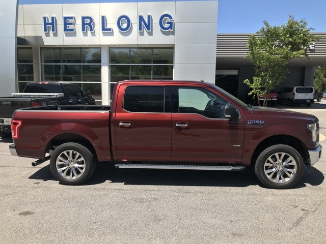 2017 F-150 SuperCrew Cab 4x2, Pickup #T58051 - photo 12