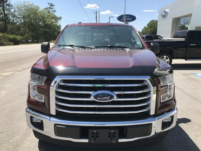2017 F-150 SuperCrew Cab 4x2, Pickup #T58051 - photo 3