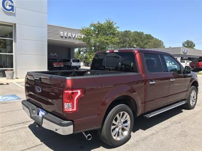 2017 F-150 SuperCrew Cab 4x2, Pickup #T58051 - photo 2