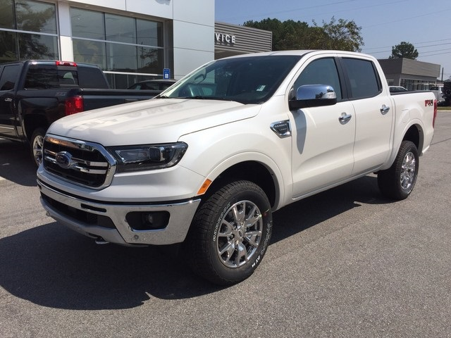 2019 Ranger SuperCrew Cab 4x4, Pickup #T5852 - photo 4