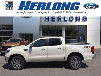 2019 Ranger SuperCrew Cab 4x4, Pickup #T5852 - photo 1