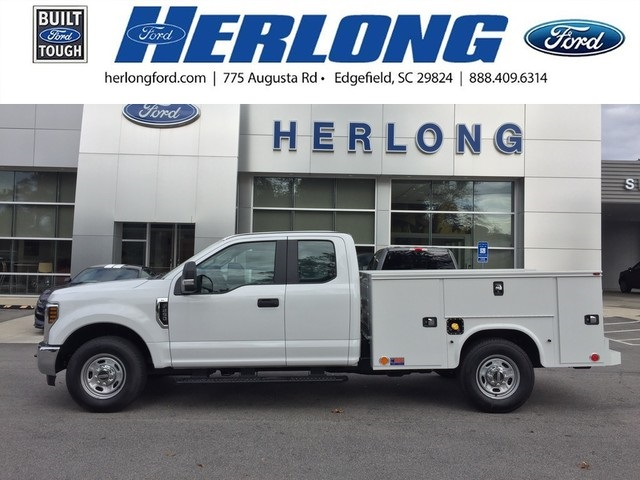 2019 F-250 Super Cab 4x2, Knapheide Service Body #T5867 - photo 1