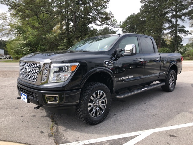 2017 Titan XD Crew Cab, Pickup #T59201 - photo 8