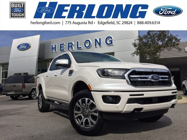 2019 Ford Ranger SuperCrew Cab 4x4, Pickup #T5950 - photo 1