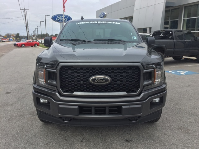 2020 F-150 SuperCrew Cab 4x4, Pickup #T5971 - photo 5