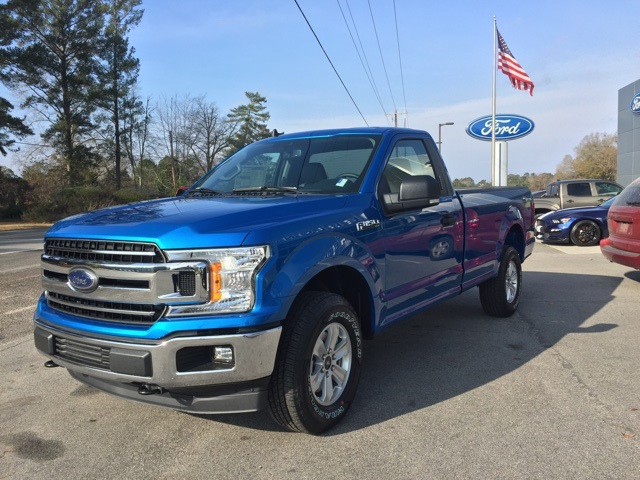 2019 F-150 Regular Cab 4x4, Pickup #T5987 - photo 4