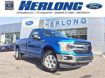 2019 F-150 Regular Cab 4x4, Pickup #T5987 - photo 1