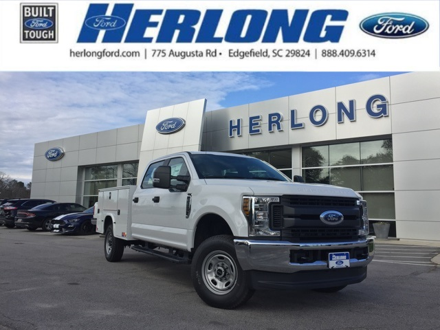 2019 F-250 Crew Cab 4x4, Knapheide Service Body #T6010 - photo 1
