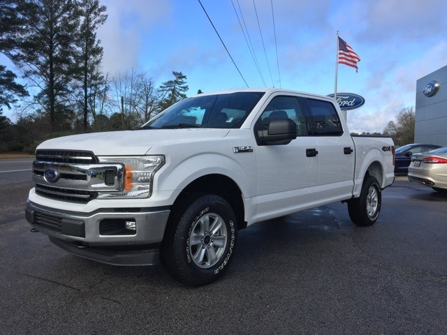 2020 Ford F-150 SuperCrew Cab 4x4, Pickup #T6067 - photo 3